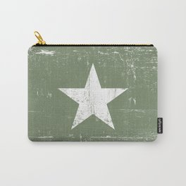 US ARMY WHITE STAR Carry-All Pouch