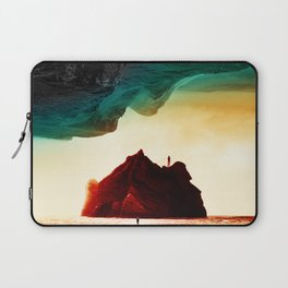 Isolation Island Laptop Sleeve