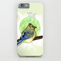 Spring birdy / Nr. 6 iPhone 6 Slim Case