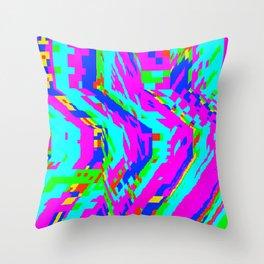Waverider Throw Pillow