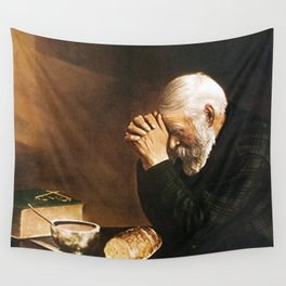 Grace Eric Enstrom Wall Tapestry