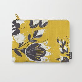 Floral honeyy Carry-All Pouch