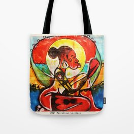 2014 SHE IS Tefnut OF NATURE  Tote Bag