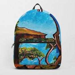 Cypress Tree Backpack