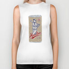 Home Run Lite Biker Tank