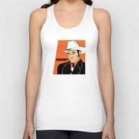 will ferrell Tank Tops featuring Whammy! - Champ Kind by Buby87