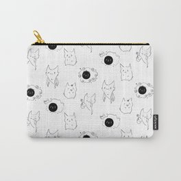 Ghost Trio Carry-All Pouch