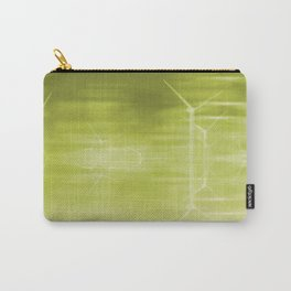 Lime turbines Carry-All Pouch