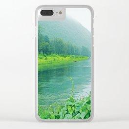 Oman Salalah 6 Clear iPhone Case