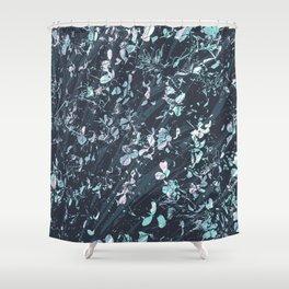Glass Garden Shower Curtain