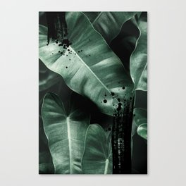 GREENERY I Canvas Print