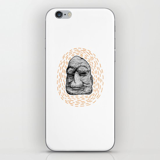 Figurehead iPhone & iPod Skin