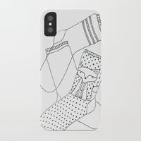socks iPhone & iPod Cases featuring Socks.  by novacaeli