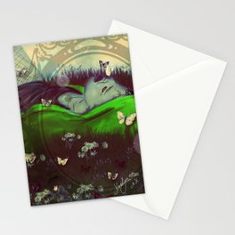 The Gardens (Web)  Stationery Cards