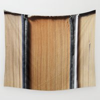 books Wall Tapestries featuring Books by eARTh