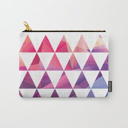 Polygon Patterns #society6 Carry-All Pouch