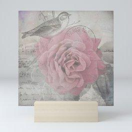 Rosa Mini Art Print