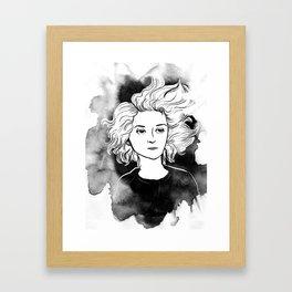 St. Vincent Framed Art Print
