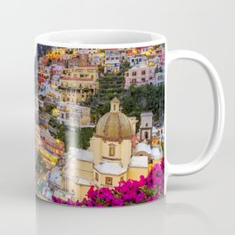 Positano Amalfi Coast Coffee Mug