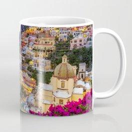 Positano Amalfi Coast Coffee Mug