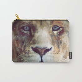 Lion // Majesty Carry-All Pouch