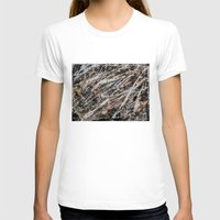 copper T-shirts featuring Copper ore by Bruce Stanfield