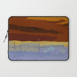Beautiful Autumn Landscape Laptop Sleeve