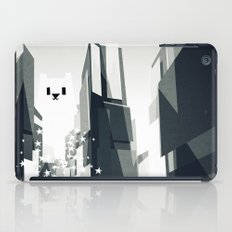Yeti coming to town. iPad Case