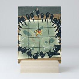 Crazy 88 Mini Art Print