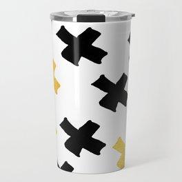 Geometrical Determination Travel Mug