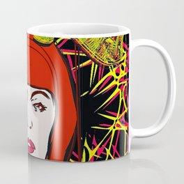 Devils horn VII pop art Coffee Mug