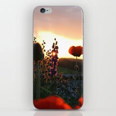 Reckless Garden iPhone & iPod Skin