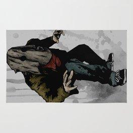 Vigilante #6 Rug