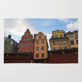 Stockholm Christmas Market Rug