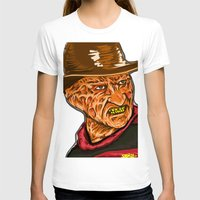 freddy krueger T-shirts featuring Freddy Krueger by Art of Fernie
