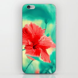 Tropical Exuberance II iPhone Skin