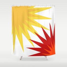 Firecracker Shower Curtain