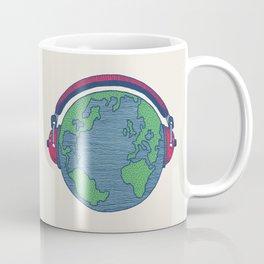 World Music Coffee Mug