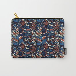 Boho Style illustration Carry-All Pouch