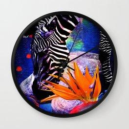 Exotic エキゾチック Wall Clock