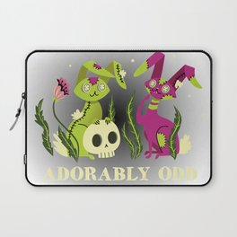 Adorably Odd Laptop Sleeve