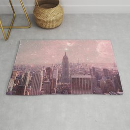 Stardust Covering New York Rug
