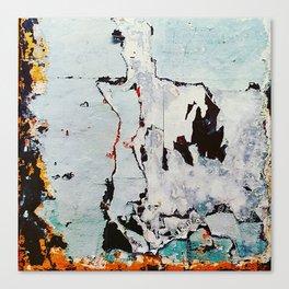 PALIMPSEST, No. 12 Canvas Print