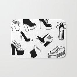 Shoe Cravings Bath Mat