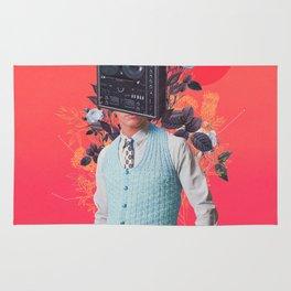 Phonohead Rug