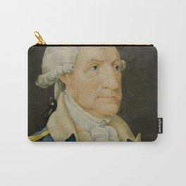 Vintage George Washington Portrait Painting (1800) Carry-All Pouch