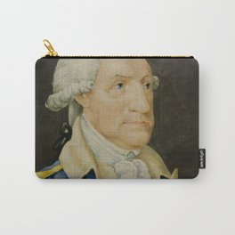Vintage George Washington Portrait Painting (1800) Carry-All Pouch