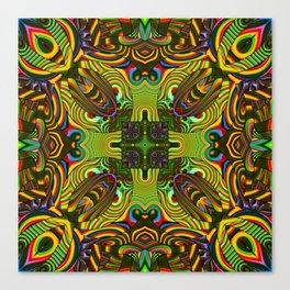 Amazonian 4 Canvas Print