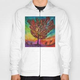 The Wow Tree Hoody