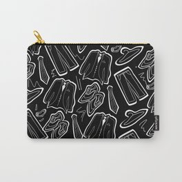 Suit & tie (cutouts) Carry-All Pouch